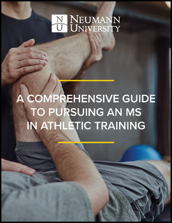 NU Athletic Training eBook cover