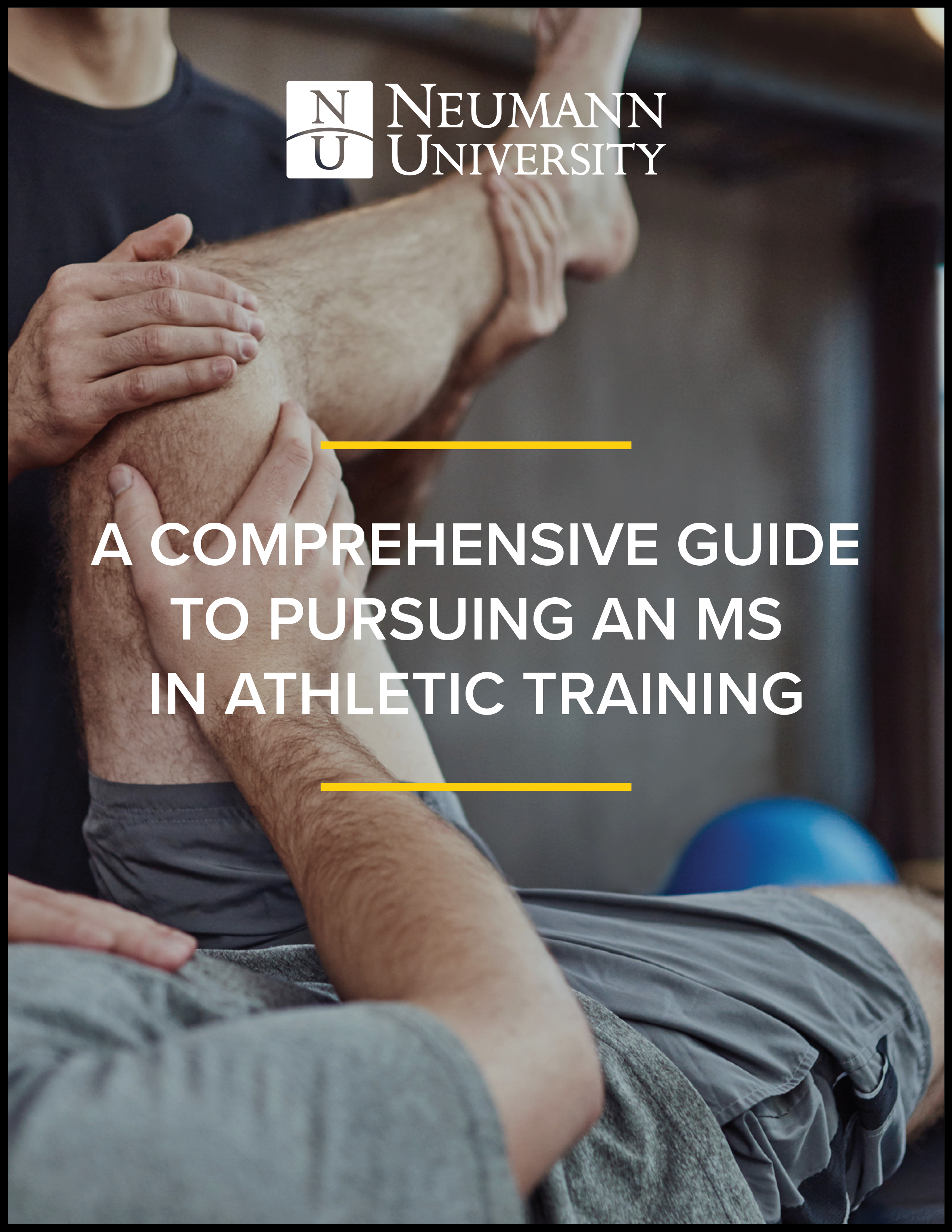 NU Athletic Training eBook cover