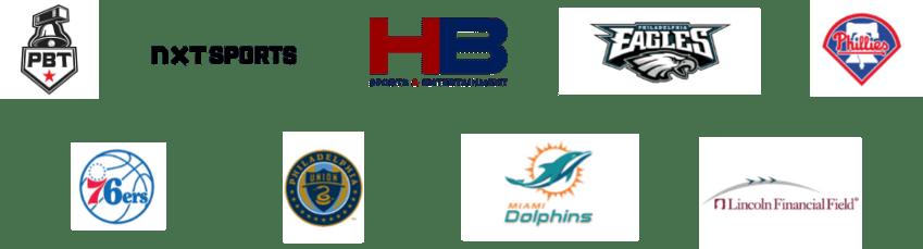 logos of sport organizations
